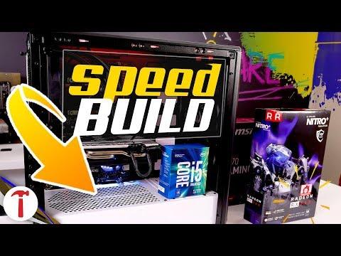 PC comprato con calma e assemblato di fretta   Speed Build