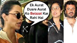 Kangana Ranaut Shocking Reaction On Vikas Bahl Ex-Wife Richa Dubey Defending Him