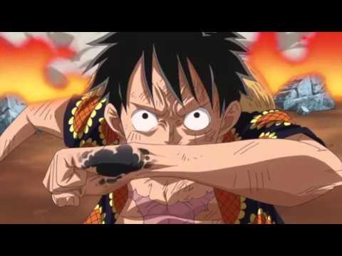One Piece - Luffy's Gear Fourth HD