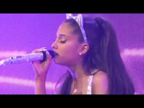 "Ariana Grande - ""Love Me Harder"" (Live In Anaheim 4-10-15)"