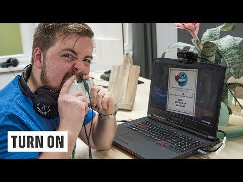 Zeichentrickfilm zum Spielen: Jens zockt Cuphead – TURN ON Live