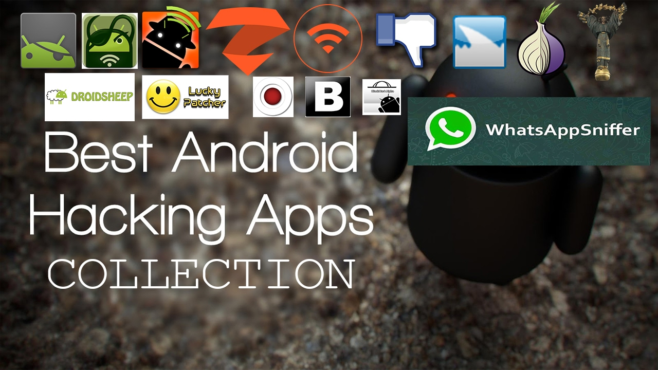 2019 Best Android Hacking Apps Collection + Paid Apps Download For Free
