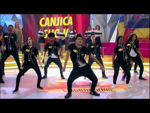 Grupo de dança leva plateia ao delírio no Canjica Show