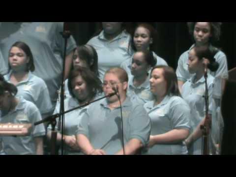 Peace Like a River - MSU Black Gospel Ensemble