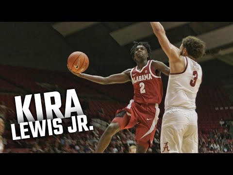 What Avery Johnson saw from star recruit Kira Lewis, Jalen Hurts at Tide Tipoff