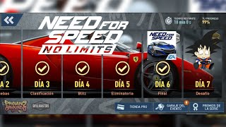 Need For Speed No Limits Android Ferrari Enzo (2002) Dia 7 Desafio