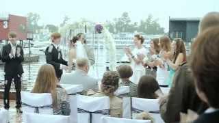 Сценарий небольшого свадебного вечера с видео-примерами