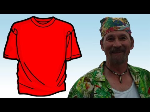Bring Me My Red Shirt! The Pirate Battle Begins - Pirate Lifestyle TV ™ Quickie 097