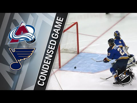 02/08/18 Condensed Game: Avalanche @ Blues
