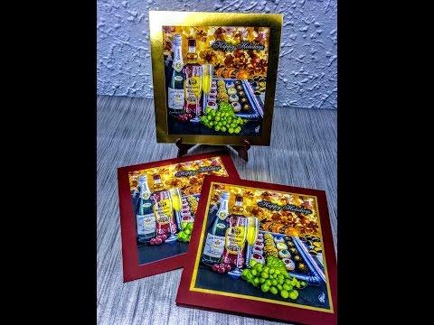 Card Making - Christmas Greeting Cards