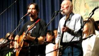 Watch Pete Seeger Take It From Dr King video