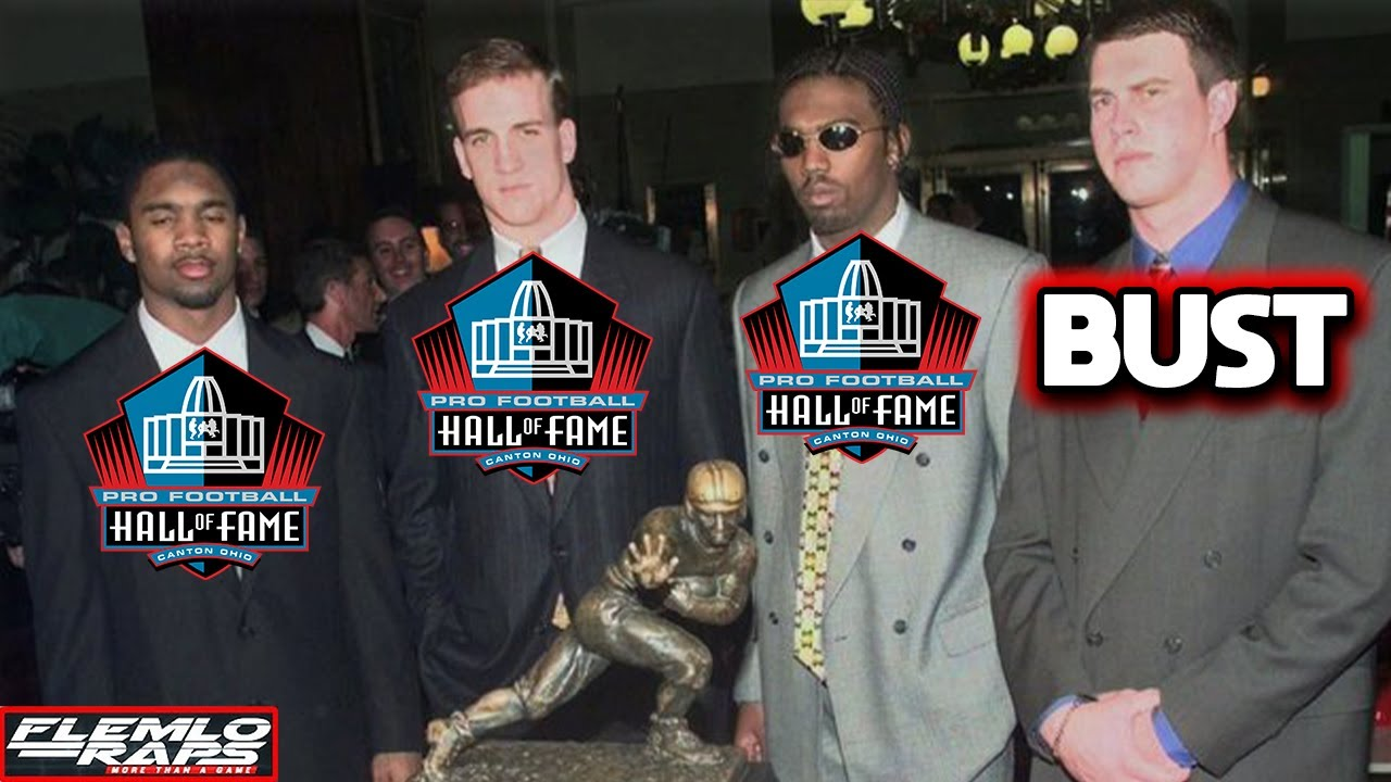 He Became the Biggest NFL Draft Bust of All Time! What Happened to Ryan Leaf?