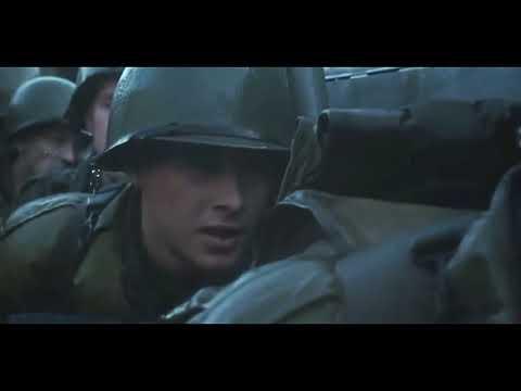 """""""Salvando al soldado Ryan"""" OMAHA BEACH (con música de fondo)"""