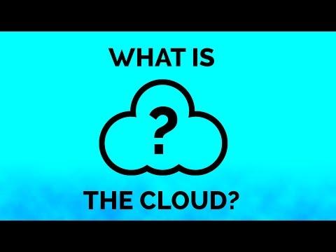 Computing 101: The Cloud