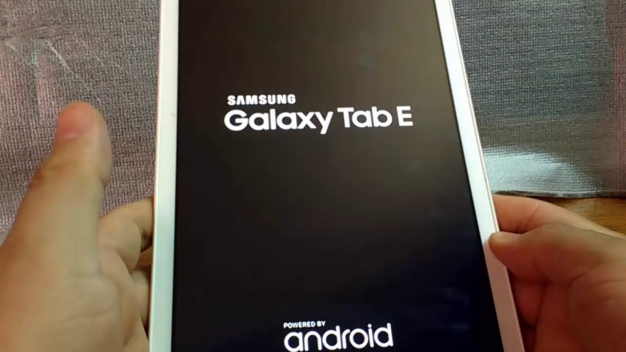 c67dd3646 Instalar ROM Custom en una Tablet Samsung TAB E SM-T560 - YouTube