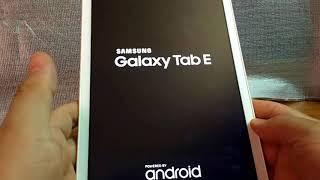 Instalar ROM Custom en una Tablet Samsung TAB E SM-T560