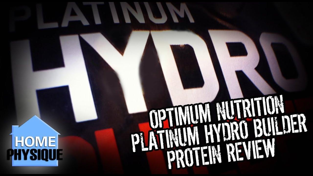 Optimum Nutrition Platinum Hydro