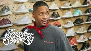 Download YG Goes Sneaker Shopping With Complex Mp3 and Videos