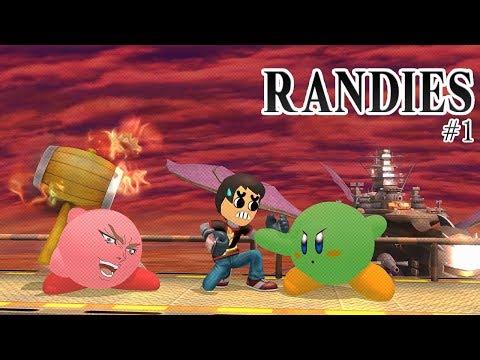 We Gotta Talk | Randies~ Super Smash Bros for Wii U