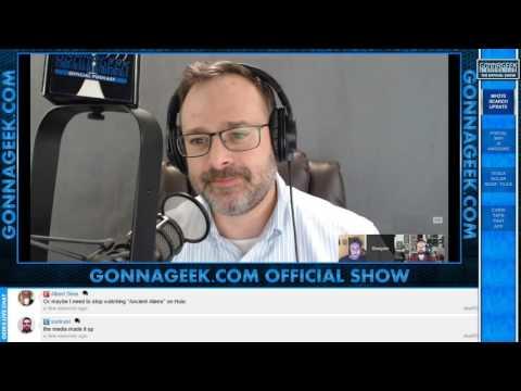 GonnaGeek.com Show - #167 - Cody wants to Vandalize Papa Johns