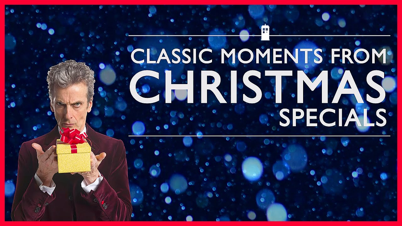 10 classic christmas moments doctor who christmas specials - Classic Christmas Specials