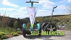 Snipz.de Testet den Self-Balance.de Chegway Personal Transporter