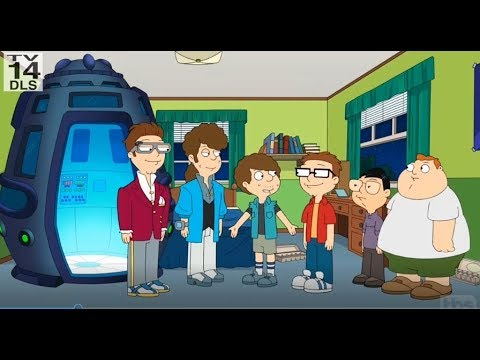 American Dad - Steve and Snot meet their version returning ...