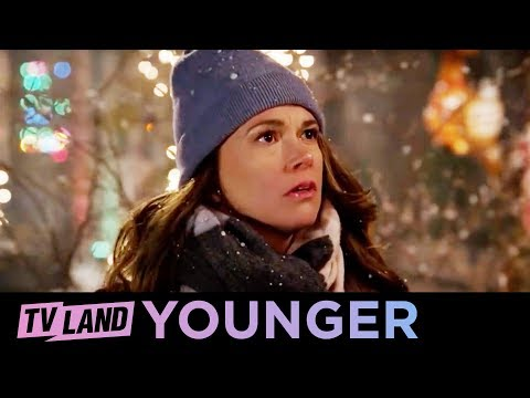 'A Kiss in the Snow' Ep. 7 BTS | Younger Season 5 Insider