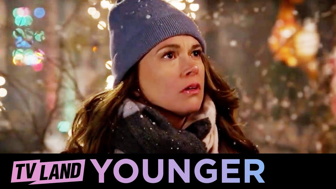 Download 'A Kiss in the Snow' Ep. 7 BTS | Younger (Season 5) Insider | TV Land