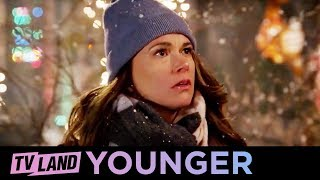 'A Kiss in the Snow' Ep. 7 BTS | Younger (Season 5) Insider | Paramount Network