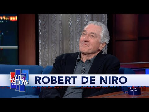 "Robert De Niro: Donald Trump Is ""A Fake President"""