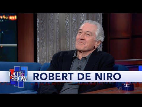 Robert De Niro: Donald Trump Is