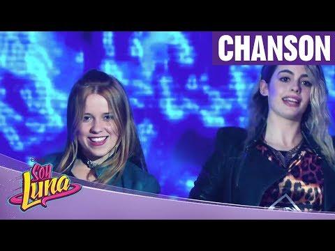 Soy Luna, saison 3 - Chanson :  Sobre ruedas  (épisode 25)