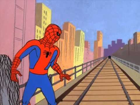 мультфильм человек паук 1 сезон