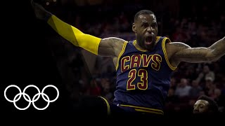 Things you didn't know about… LeBron James