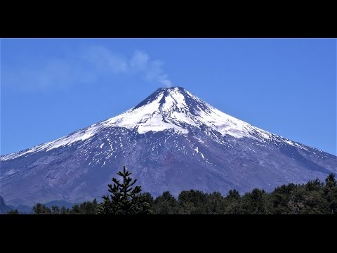 Pucon, Chile (Hiking the active Villarrica Volcano)