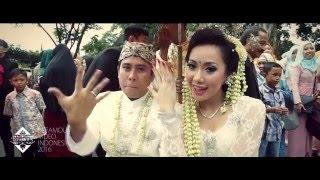 WEDDING CLIP AMEL & AYI KOLOKDAM BANDUNG