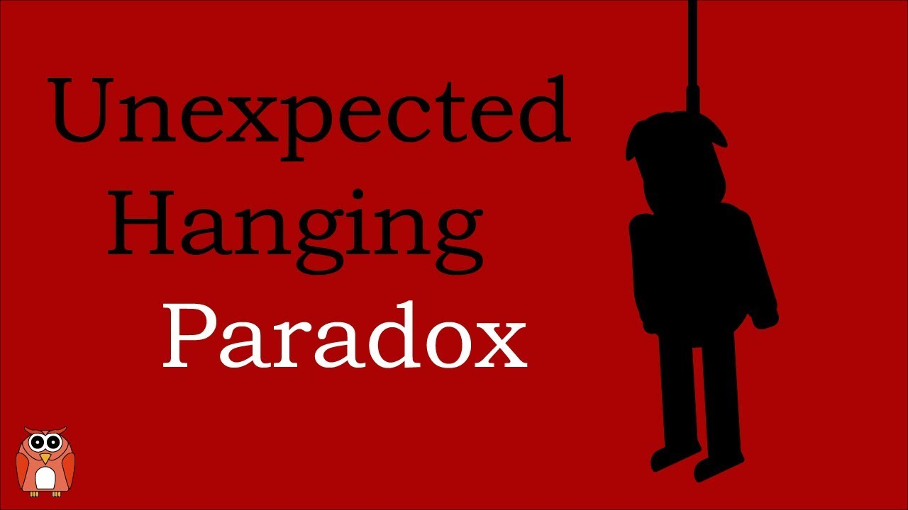 Download The Unexpected Hanging Paradox