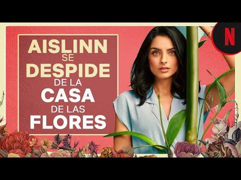 Aislinn Derbez se despide de Elena de la Mora | La Casa de las Flores