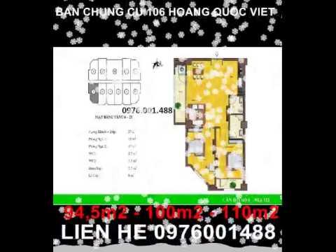 bán chung cư ngõ 100 hoàng quốc việt, căn hộ ngõ 100 HQV giá 22tr-0976001488
