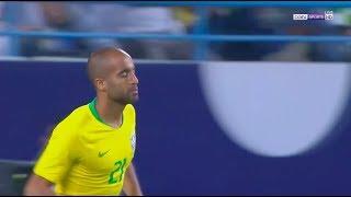 Lucas Moura vs Saudi Arabia (12/10/2018)