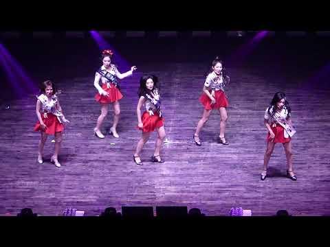 Red Velvet - Look Live Fancam 190217 In Newark, New York (Redmare)