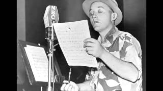 "Bing Crosby - ""Ole Buttermilk Sky"""