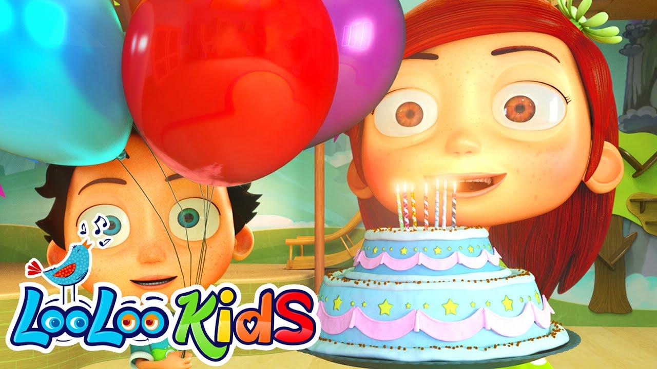 HAPPY BIRTHDAY - Fun Birthday Party Song