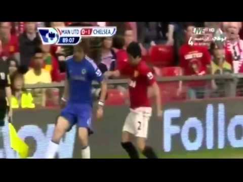 Rafael tribute - Manchester United