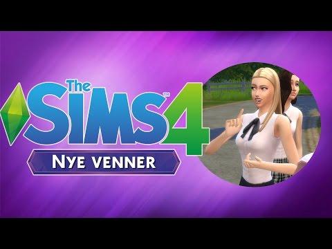 The Sims 4 /Nye Venner /Part 23 - Der Sker ikke en Skid