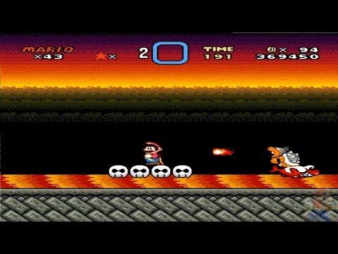 Super Kitiku Mario - Brutal Mario HD 100% World 2: Forest