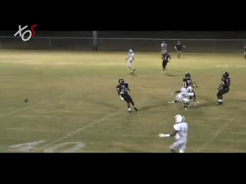 Dennis Smith Jr. Playing HS Football