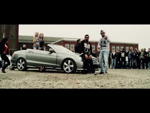 KC Rebell feat. Summer Cem - 600BENZ Remix [prod. by JUH-DEE] official Video