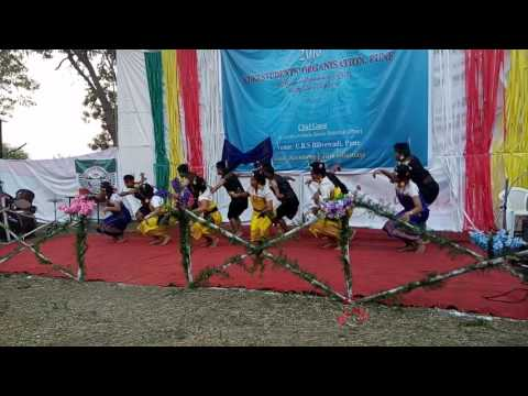 KSO Pune Kut 2016...Camp Prayer Cell Cultural Troupe